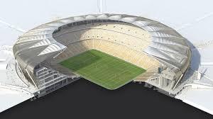 Football Stadium Design Software King Abdullah Sports City Arup