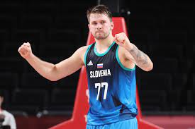 Luka Doncic and Slovenia face Germany