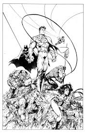 43 Coloring Pages Justice League New 52 Justice League Coloring