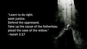 The Dark Knight Rises and Isaiah 1:17   The Adam Burdeshaw Blog