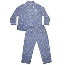 2 Pcs Set Plus Size Aria Womens Gorgeous Polar Fleece Pajama