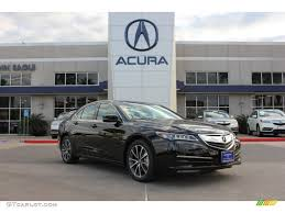 2015 Crystal Black Pearl Acura TLX 3.5 Technology SH-AWD #99416995 ...