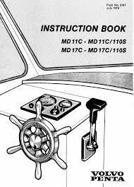 volvo penta md11c wiring diagram volvo database wiring volvo penta md11c user manual documents