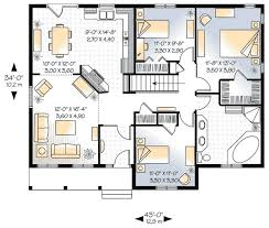 Bedroom Home Plans DesignsDesign top three bedroom floor plan beautiful bedroom house floor plans on bedroom house plans
