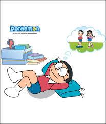 asian paints doraemon ita dreams of ukad cartoon characters sticker 37 x 63 cms asian