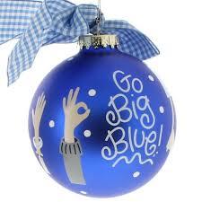 University of Kentucky Fan Ornament ~ UPC: 845499032800