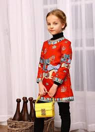 2017 Retail Kids Clothes Horse Dresses Baby Girl Dress Designer Princess  Party Dress Running Horse Children Dresses Girls Clothing From Tintinbaby