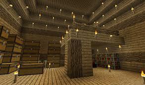 minecraft interior lighting. We Minecraft Interior Lighting T