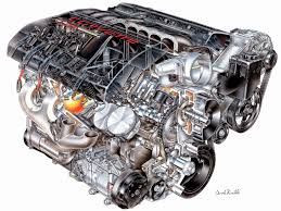incredibly detailed 2008 chevrolet corvette ls3 engine drawing incredibly detailed 2008 chevrolet corvette ls3 engine drawing the power of engineering