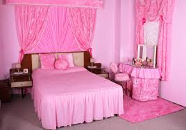 Pink Bedroom Extraordinary Home Decorating Pink Implication For Teen Girl