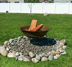 diy fire pit ideas anyone can make get your backyard ready for summer with these