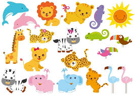 zoo animals clipart. Delighful Zoo Zoo Animal Clipart 1 In Animals S