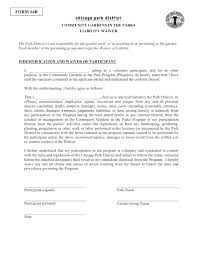 General Release Form Template Template Liability Agreement Template 24