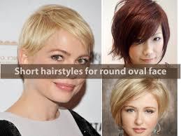 Short Hair Style For Oval Face short hairstyles for round oval face hairstyle for women 8494 by wearticles.com