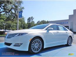 2013 Lincoln MKZ 3.7L V6 FWD in Crystal Champagne - 822091 | All ...
