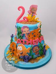 Birthday Cakes Sugar Rush Cakes Montreal