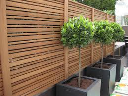 Small Picture Fencing and Garden Trellis Stewart Landscape Construction