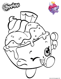 Click on the colouring page to open in a new window and print. Print Shopkins Ice Cream Cup Coloring Pages Shopkins Colouring Pages Shopkins Coloring Pages Free Printable Cute Coloring Pages