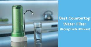 10 best countertop water filter in 2021
