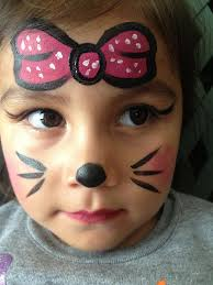 easy face paint google search