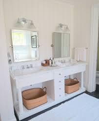 Pottery Barn Mirrored Furniture Bathroom Pottery Barn Vanity For Bathroom Cabinet Design Ideas