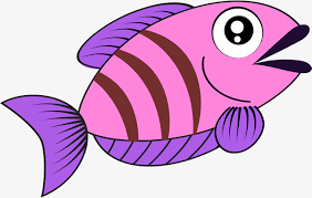 purple fish clip art. Brilliant Clip Purple Cartoon Fish Cartoon Clipart Fish Violet PNG Image And  Clipart And Purple Clip Art F