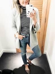 J. <b>Crew</b> Try On - Fall <b>2018</b> | Blazer outfits, Office outfits, Blazer fashion