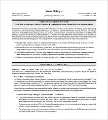 Executive Resume Templates