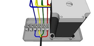 wire steppers stepper motor you ll need to know this when wiring the tb6560 tighten the screws on the rail connector