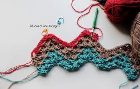 Granny Ripple Crochet Pattern