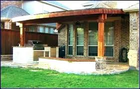 attached covered patio designs. How To Build Covered Patio A Building  Porch Attached Designs