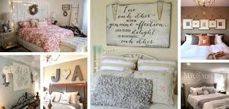 15 Delightful Bedroom Wall Decorations That Will Add Charm