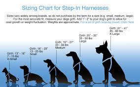 dog breed size chart sizing charts