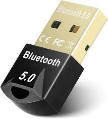 HAL USB Bluetooth 5.0 Adapter for PC, V5.0 Mini Bluetooth Dongle  Transmitter and Receiver Supports Windows 10/8.1/8/7 for Laptop Bluetooth  Speaker, Headset, Keyboard, Mouse, Plug & Play: Amazon.de: Computer &  Accessories