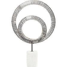 Фигура декоративная <b>Circles</b> Duo, коллекция Два кольца - <b>KARE</b>