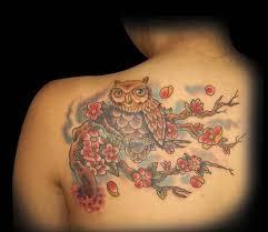 Tetování Sova Význam A Symbolika
