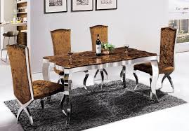 Matching Living Room And Dining Room Furniture European Pastoral Solid Wood Dining Table And Chairs Combination