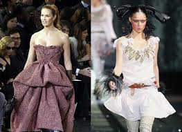 Famous Models on the Catwalk at Paris Fashion Week Autumn 2010   POPSUGAR  Fashion UK