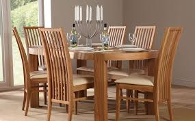 oak dining room table chairs cool with photo of oak dining model on gallery