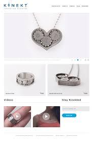 Kinekt Design Gear Necklace Kinekt Design Competitors Revenue And Employees Owler