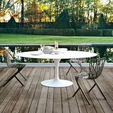 modern metal outdoor furniture. Inspirational Mid Century Patio Furniture Or Knoll Outdoor Pedestal Dining Table 52 Modern Metal Chairs