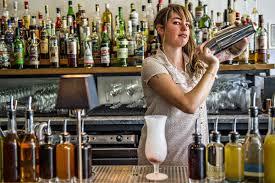bar manager shanna o is out at inman quarter s amer eater atlanta shanna o behind the bar at amer jonathan phillips eater atlanta