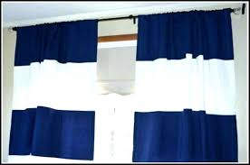 rugby striped curtains navy full image for and white west elm uk s