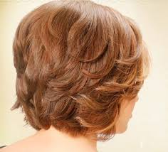 قصات شعر قصير مدرج احدث قصات الشعر القصير كيف