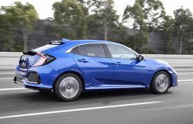2017 Honda Civic VTi-LX Hatch  F