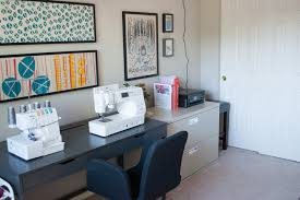 Nice Sewing Area For My Laundrymudroom  Mudroomslaundryrooms Sewing Room Layouts And Designs