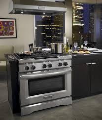 kitchenaid kdrs467vss gas range