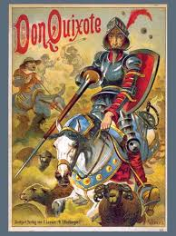 no wasted ink don quixote book cover