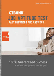 gtbank job aptitude test past questions on eduregard gtbank job aptitude test past questions pdf