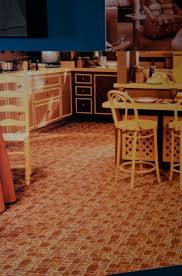 Photo of Printed Kitchen Carpet